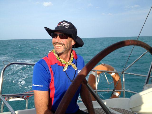 Capt. Tim Ko Samui Regatta 2012