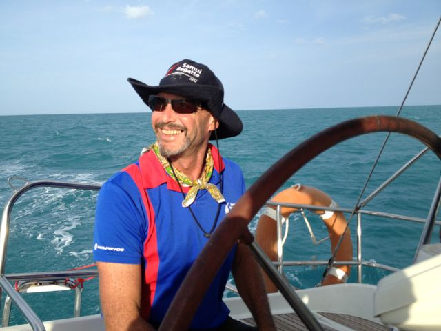 Captain Tim SailQuest Instructor Director